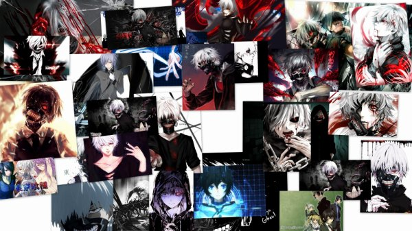 montages TOKYO GHOUL