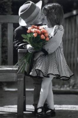 """""""On oublie jamais son premier amour"""""""