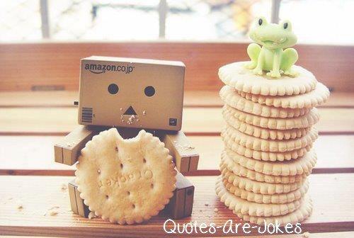 Cool ta vie ! - Tu veut un biscuit ? :3