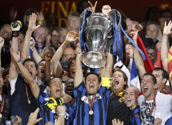 Palmares de l'Inter