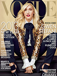VOGUE US JANVIER 2013