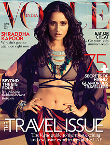 VOGUE INDE AVRIL 2014