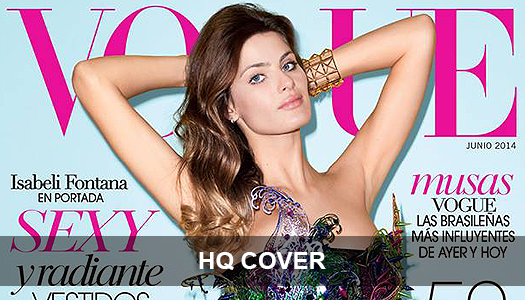 VOGUE MEXIQUE JUIN 2014