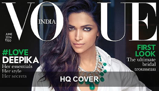 VOGUE INDE JUIN 2014