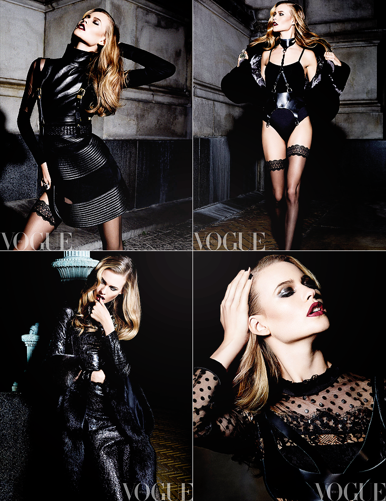 VOGUE MEXIQUE NOVEMBRE 2013