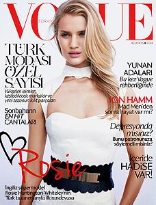 VOGUE TURQUIE AOÛT 2014