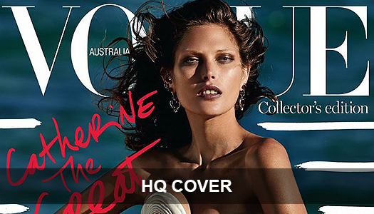 VOGUE AUSTRALIE OCTOBRE 2014