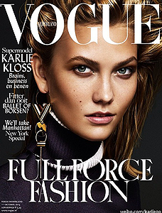 VOGUE HOLLANDE OCTOBRE 2014