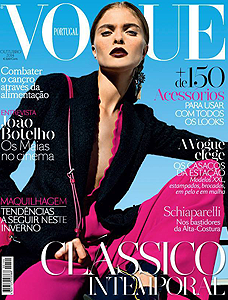 VOGUE PORTUGAL OCTOBRE 2014