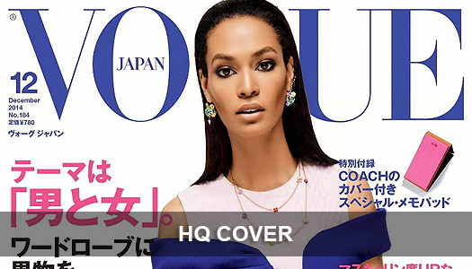 VOGUE JAPON DÉCEMBRE 2014