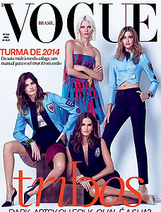 VOGUE BRÉSIL AVRIL 2014