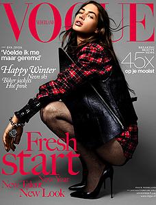 VOGUE HOLLANDE JANVIER/FEVRIER 2014