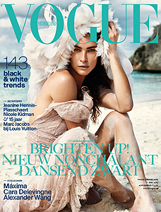 VOGUE HOLLANDE MAI 2013