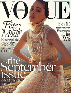 VOGUE HOLLANDE SEPTEMBRE 2013