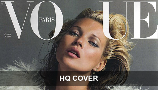 VOGUE PARIS OCTOBRE 2009