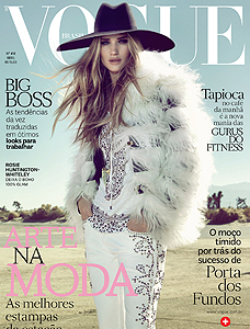 VOGUE BRÉSIL AVRIL 2013