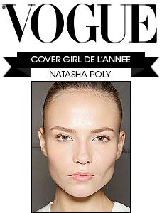 COVER GIRL DE L'ANNÉE 2014