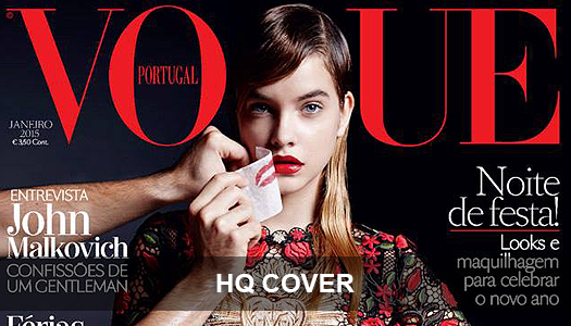 VOGUE PORTUGAL JANVIER 2015