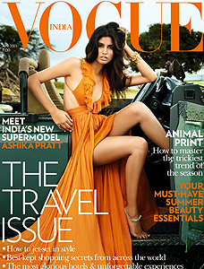 VOGUE INDE AVRIL 2011