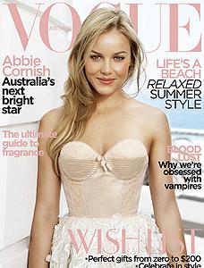 VOGUE AUSTRALIE DÉCEMBRE 2009