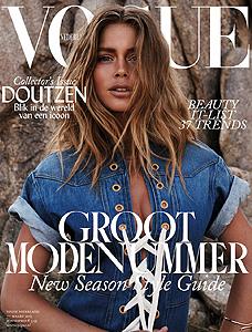 VOGUE HOLLANDE MARS 2015 #3