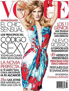VOGUE MEXIQUE FÉVRIER 2012