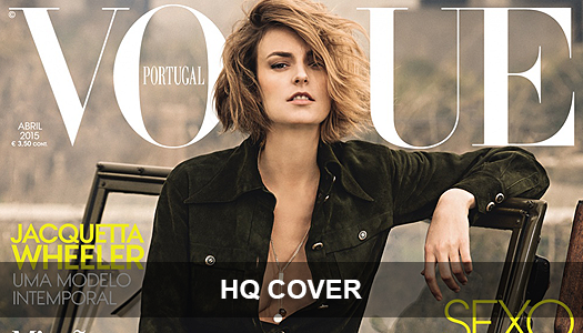 VOGUE PORTUGAL AVRIL 2015