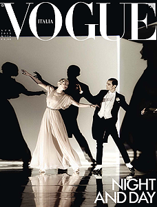 VOGUE ITALIE AVRIL 2015