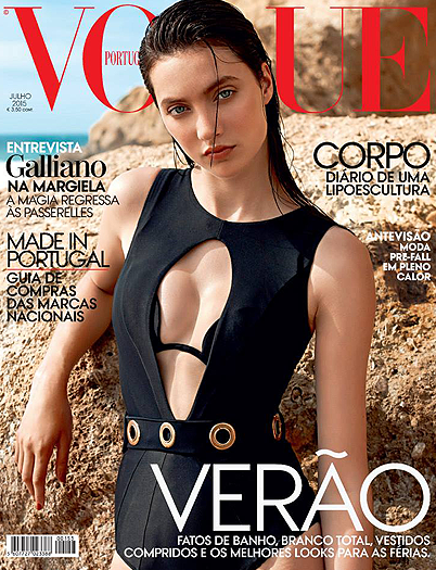VOGUE PORTUGAL JUILLET 2015