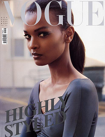 VOGUE ITALIE OCTOBRE 2002