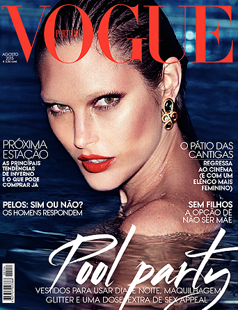 VOGUE PORTUGAL AOÛT 2015