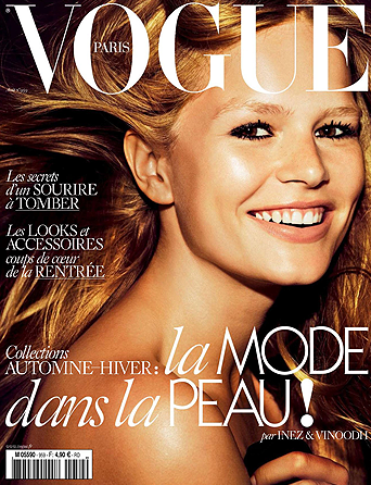 VOGUE PARIS AOÛT 2015