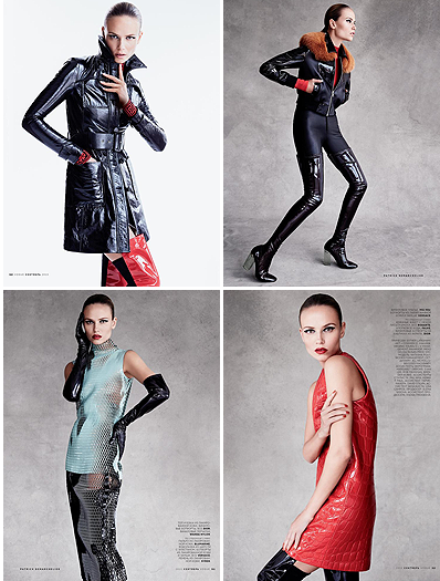 VOGUE RUSSIE SEPTEMBRE 2015