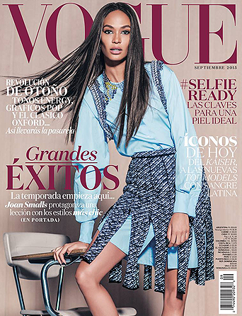 VOGUE MEXIQUE SEPTEMBRE 2015