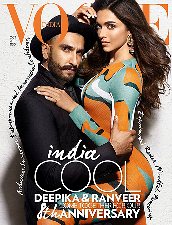 VOGUE INDE OCTOBRE 2015