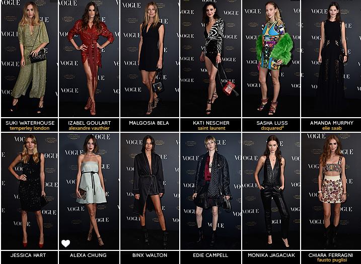 Vogue Paris : 95 ans de Légendes