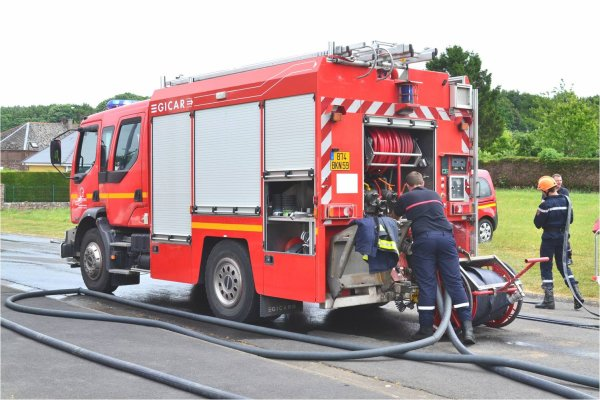 Portes Ouvertes 2017 CIS Walincourt-Selvigny (59)
