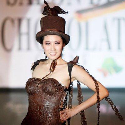 Chocolat magique