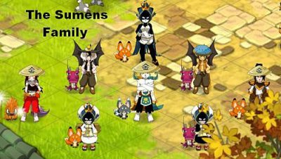 The Sumens Family