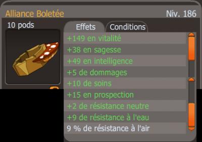 Alliance Boletée Et Casque Harnage De L'Eniripsa !