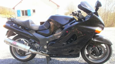 KAWASAKI ZZR WILLY