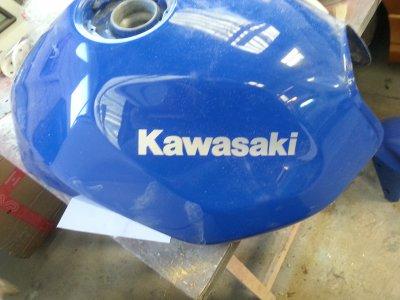 KAWASAKI Z750 MAXIME