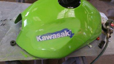 KAWASAKI Z750 FLORIAN