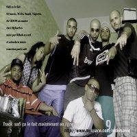 Musique sans frontière / safi ça le fait feat 2t-Tunsie, saadi, et nigretta  (2010)