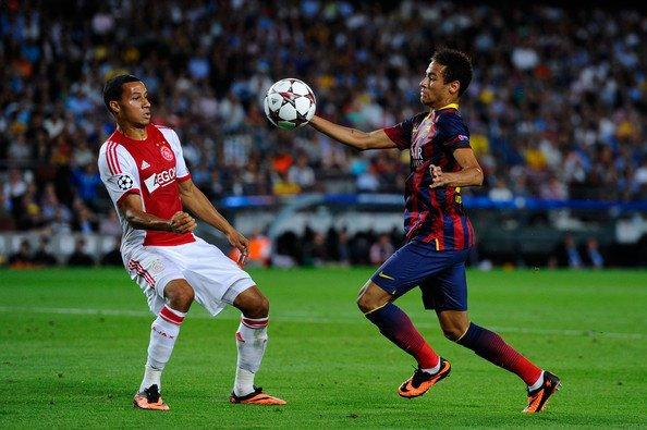 Barcelona / Ajax ! 4 x 0