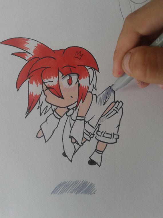 Paper Child : Mink