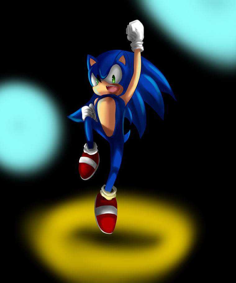 WIP : Sonic's Birthday