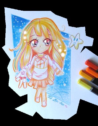 Gift : Pour Maa-chan ~