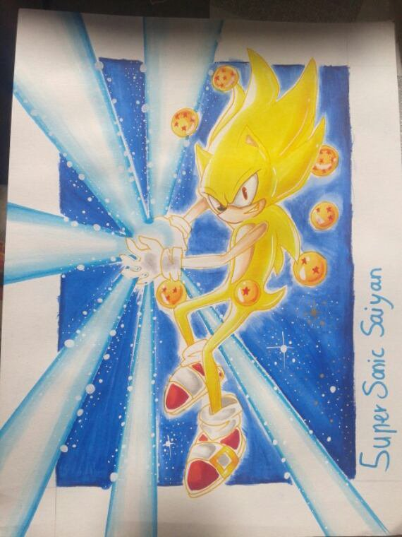 Super Sonic Saiyan