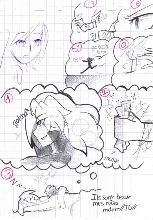 Passes une journée de cours avec Taka' ! //19//